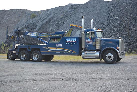 highspire truck